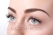$60 - Full Set of Mink Eyelash Extensions (Unlimited Lash Count)