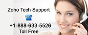 Contact@ |1-888-633-5526|Zoho Help Support Number