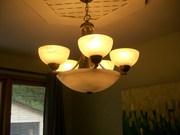 2 tier light