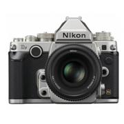 - Dƒ DSLR Camera with AF-S NIKKOR 50mm f/1.8G Special Edition Lens