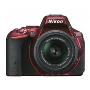 - D5500 DSLR Camera with AF-S DX NIKKOR 18-55mm f/3.5-5.6G VR II Lens