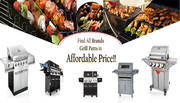 BBQ Grill Replacement Parts