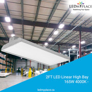 Purchase these 2ft LED Linear High Bay Lights at Reasonable Price