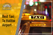 Book A Online Taxi To Halifax Airport - Deeplink taxi & Limo Service