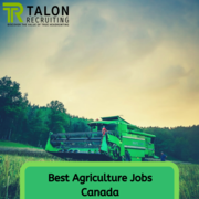Best Agriculture Jobs Canada