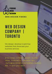Delivering the Best Website Design and Development in Toronto