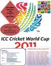 ICC WORLD CUP 2011 IN SRI LANKA